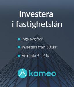 Investera i fastighetsprojekt